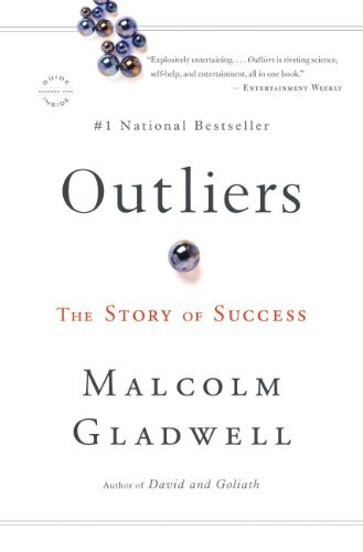 Book cover - Outliers