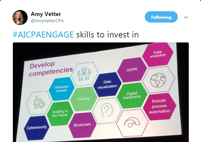 Engage 2018 - More skills