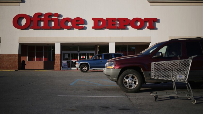 Office Depot Bloomberg photo