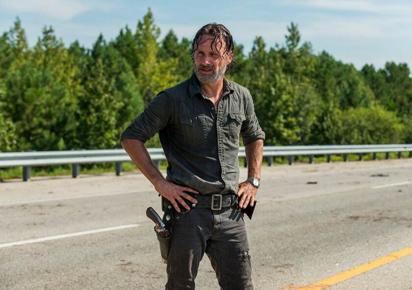 A still from 'The Walking Dead'