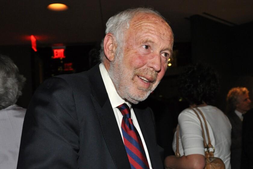 James Simons, chairman and founder of Renaissance Technologies LLC