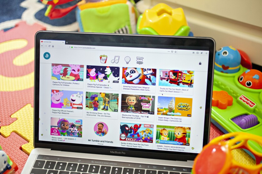 YouTube Launches Separate Website For Children After Criticism