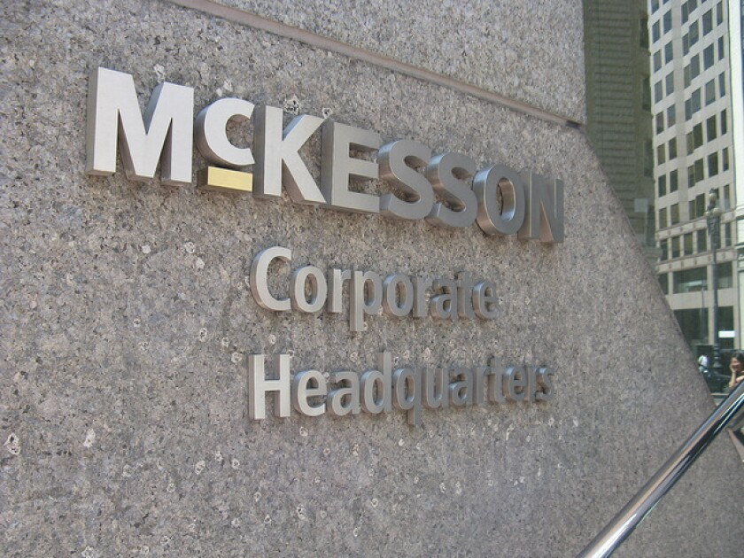 Mckesson Starts To Move Away From Health It Business