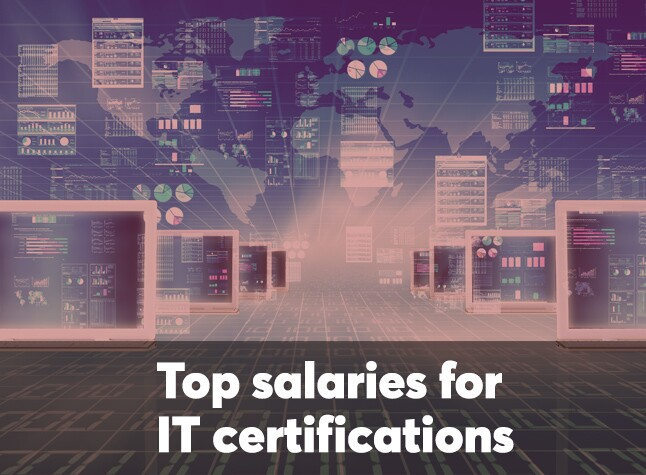 The 15 highest paying IT credentials for 2016 | Health Data