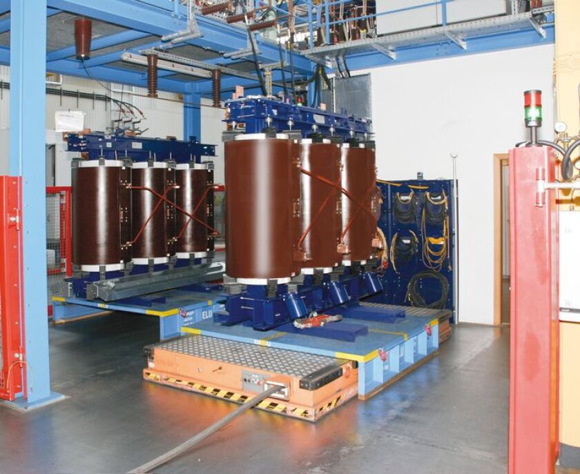 SGB-SMIT electrical power manufacturer