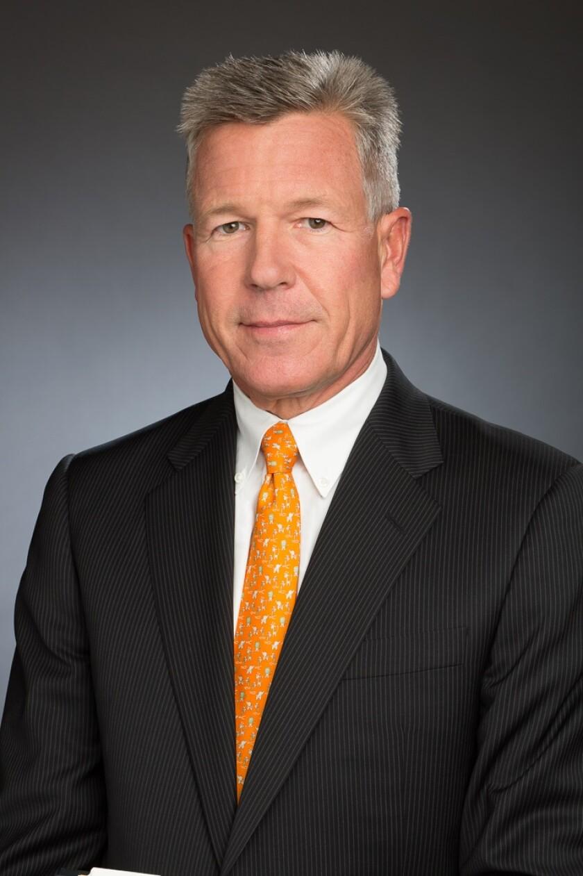 Financial advisor Tom Sedoric Steward Partners