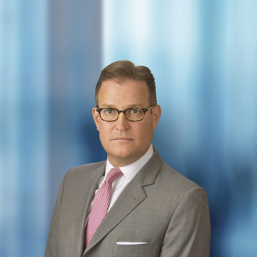 Tom Fisher is in now charge of sales and client relations strategy at Franklin Templeton.