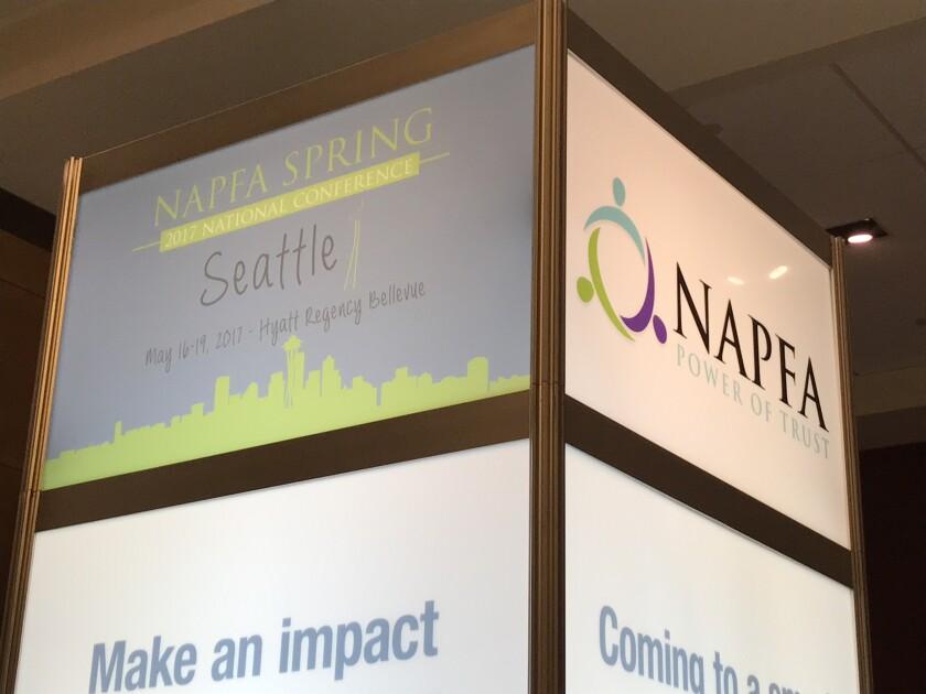 NAPFA Conference Image