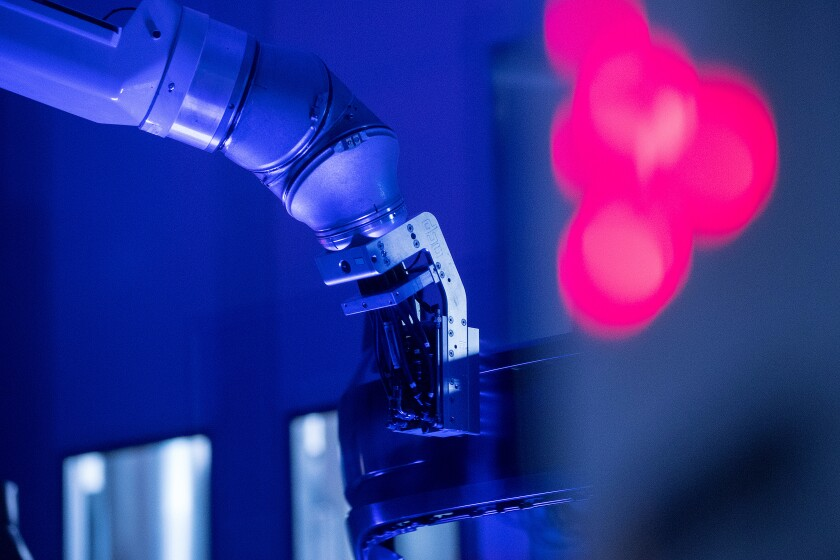 Global spending on robotics will hit $135.4 billion in 2019, according to studies.