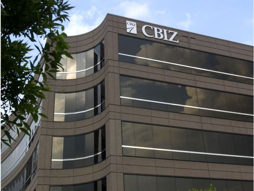 CBIZ headquarters in Cleveland