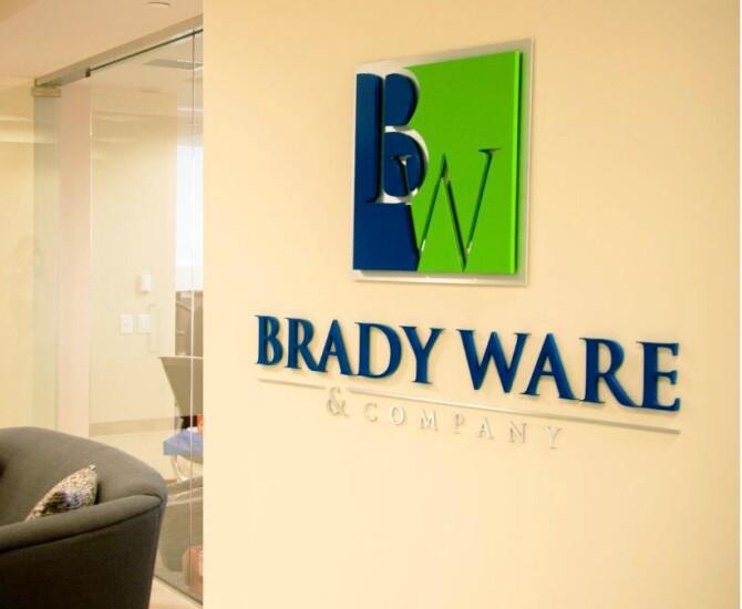 Brady-Ware office