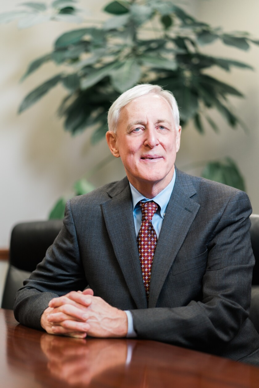 Before joining Stifel, financial advisor Allen Hammonds had spent virtually all of his 34 years in the business at Wells Fargo and predecessor firm Wachovia.