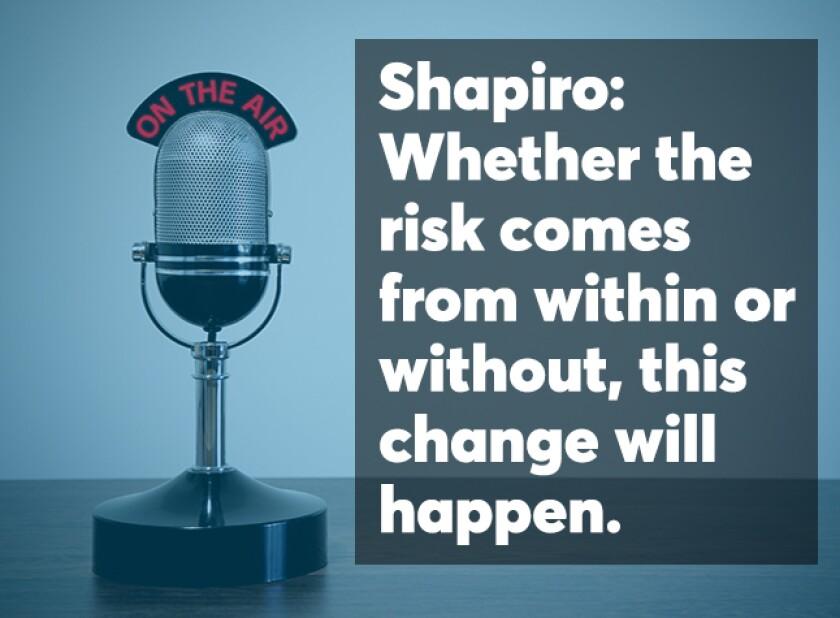 Shapiro November podcast screen