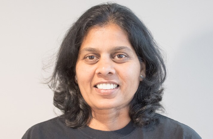 Prashanthi Ravanavarapu, Director of Product Architecture for Financial Participation and Health, PayPal