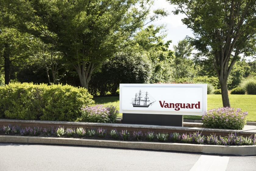 Vanguard plans to expand its application of blockchain in early 2018.