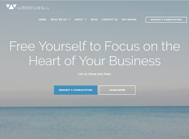 Best Firms - The Whitlock Co.