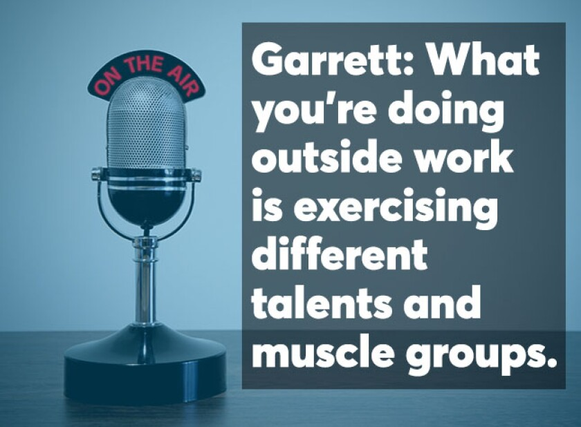 Garrett-Podcast screen