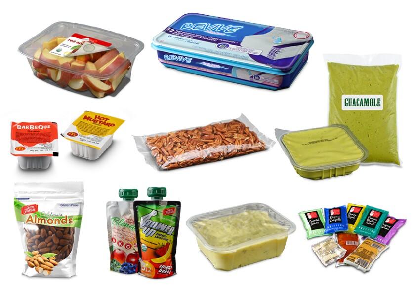 Clear Lam flexible packaging