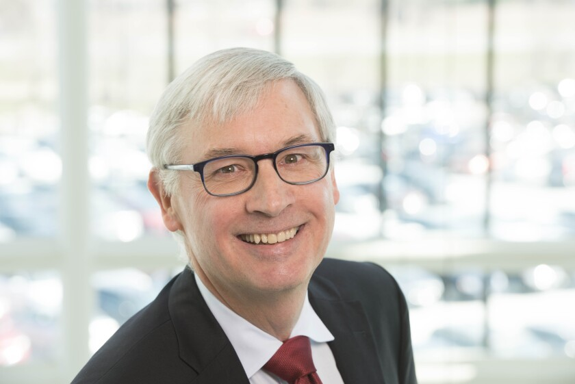 Rick Lunny, CEO, Manulife