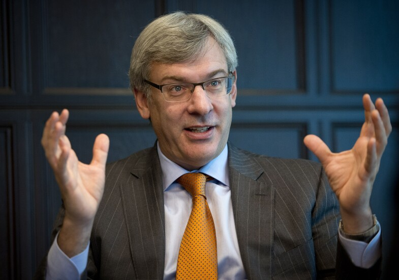 David McKay is the CEO of RBC.