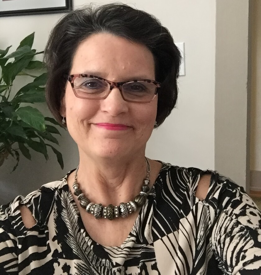 Patricia L. Burtiss Selfie