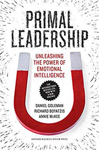 Book cover - Primal Leadership