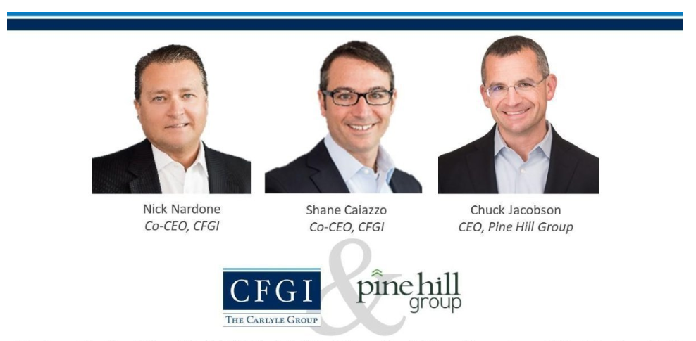 CFGI and Pine Hill Group merger