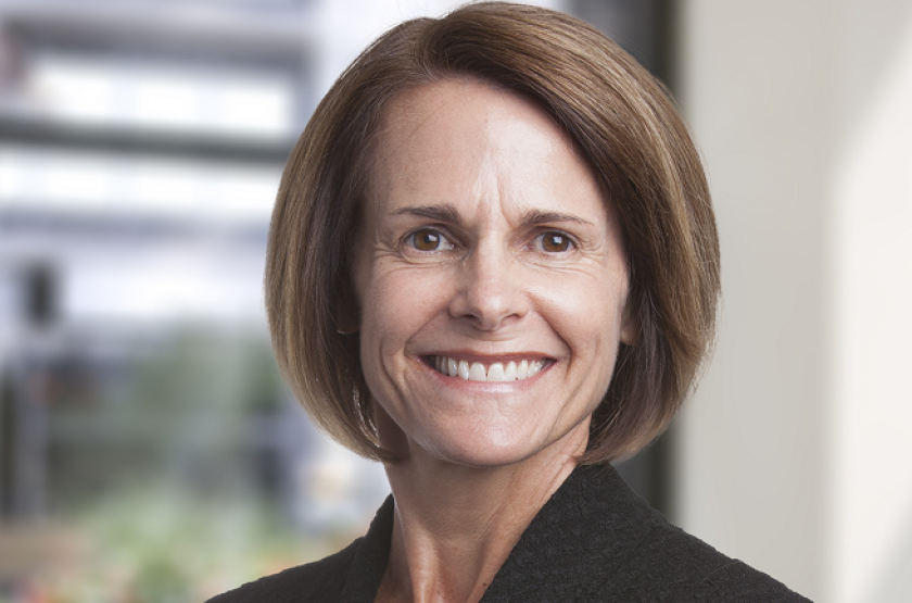 Susan Forman leads Institutional Services Marketing at Charles Schwab.