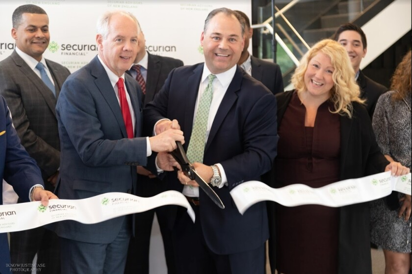 Securian Advisors of New England opening