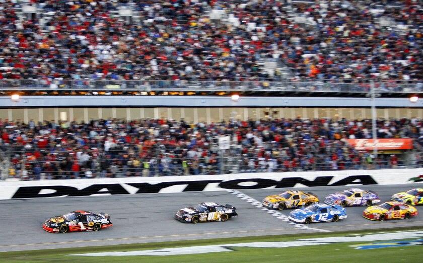 49th annual Daytona 500 in Daytona Beach, Florida, in 2006