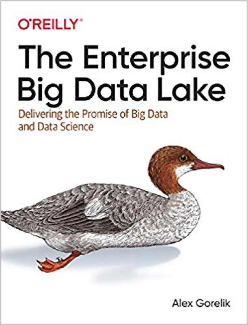 book jacket The Enterprise Big Data Lake.jpg