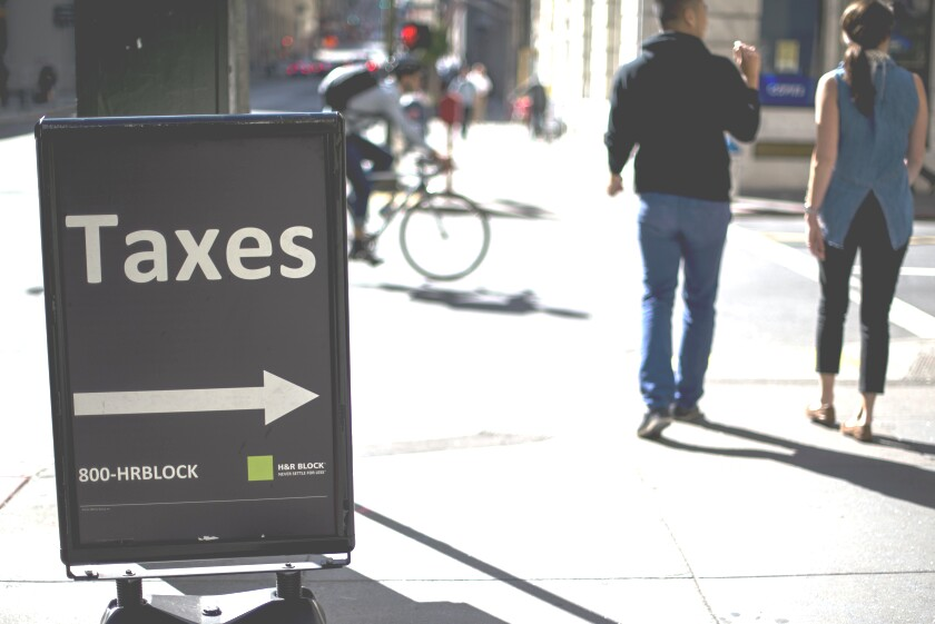 Taxes by Bloomberg News