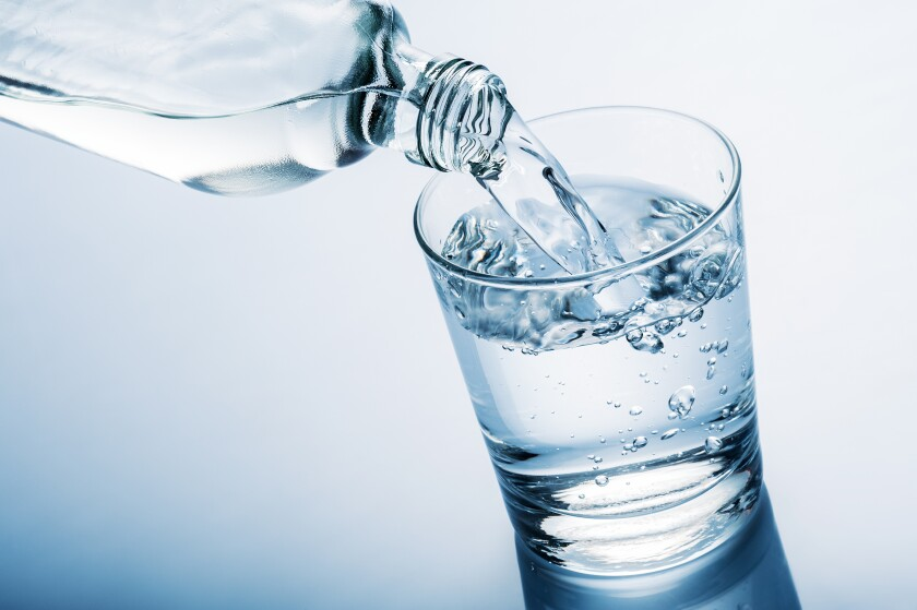 water purified clean adobe stock