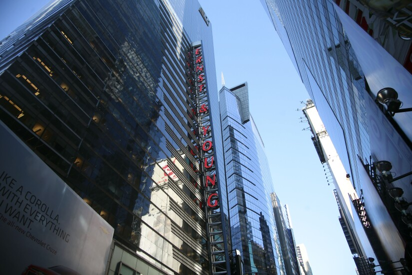 Ernst & Young New York headquarters