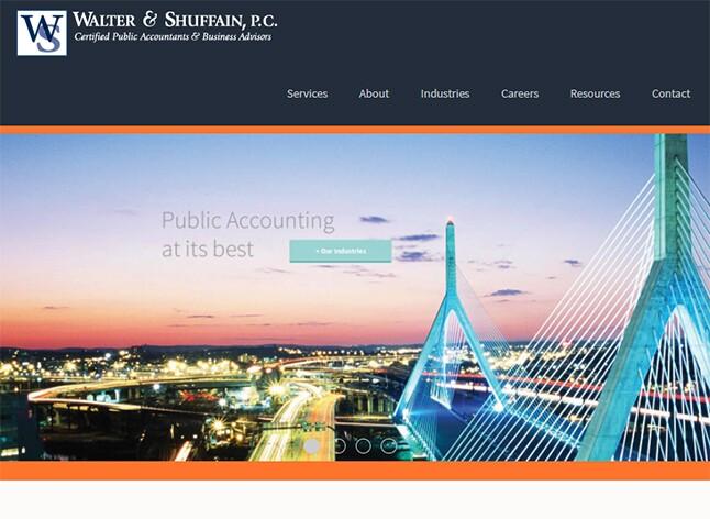 Best Firms - Walter & Shuffain