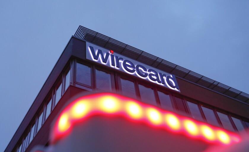 Wirecard headquarters in Munich, Germany