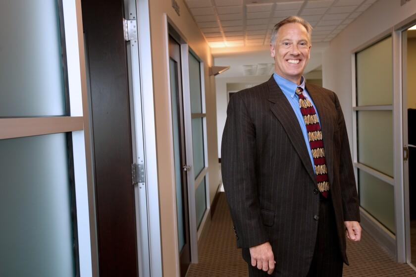 BerryDunn managing principal John Chandler
