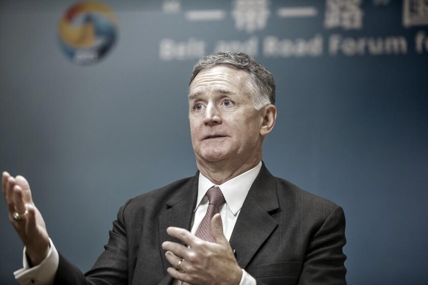 KPMG International chairman John Veihmeyer