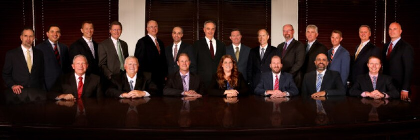 Squire & Co. partners