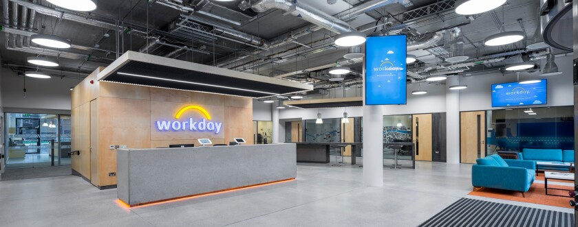 Workday offices Dublin