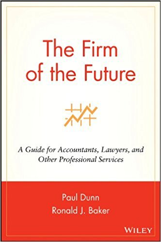 Book cover - Firm of the Future