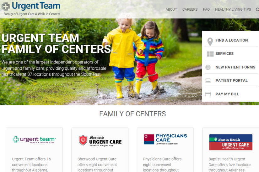 30 largest urgent care center chains in healthcare | Health