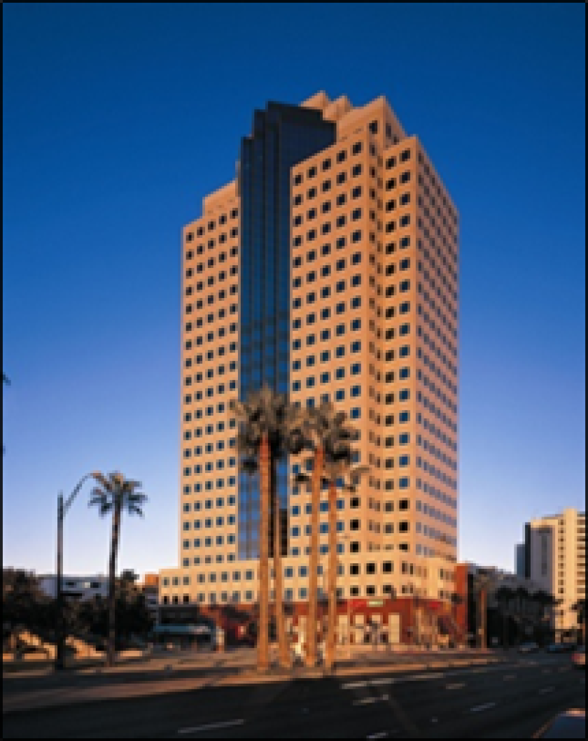 Windes' headquarters in Long Beach, California