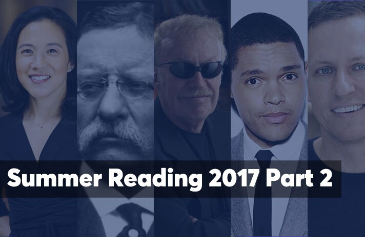 Book List Executive Edition Summer 2017 Cover Image