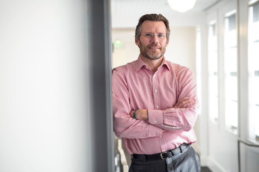 """""""We're doing what a lot of research shops have done with humans in the past — and doing it at scale, in a highly predictable, highly automated, efficient way,"""" said John van Moyland, managing director and global head of S&P Kensho Indices."""