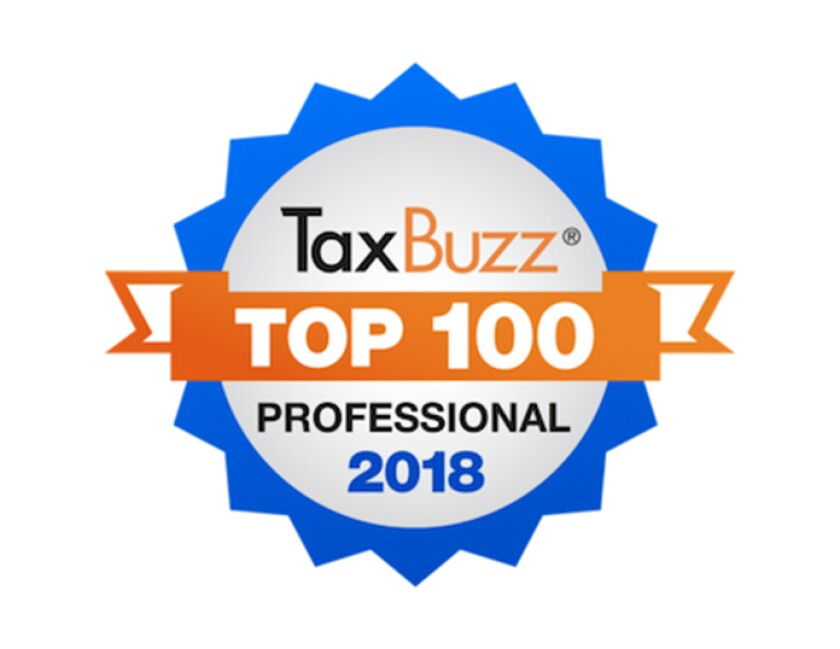 TaxBuzz Award from ClientWhys 2019