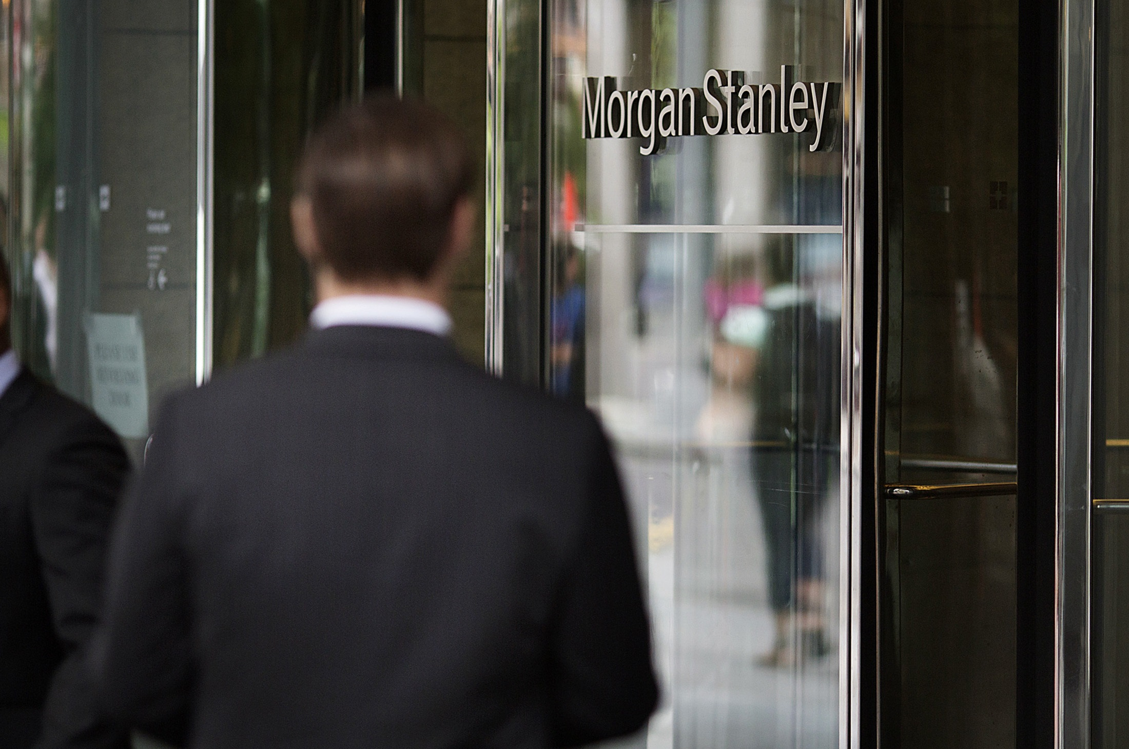 Morgan Stanley taps BlackRock to help lure $2T of Assets